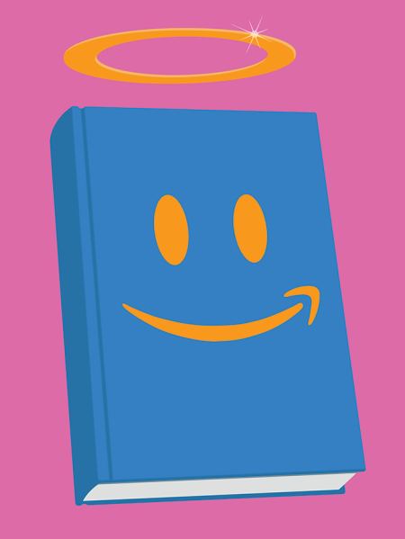 Amazon is the Reader's Friend - Intelligence Squared US