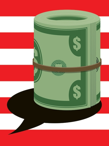Money as Political Speech